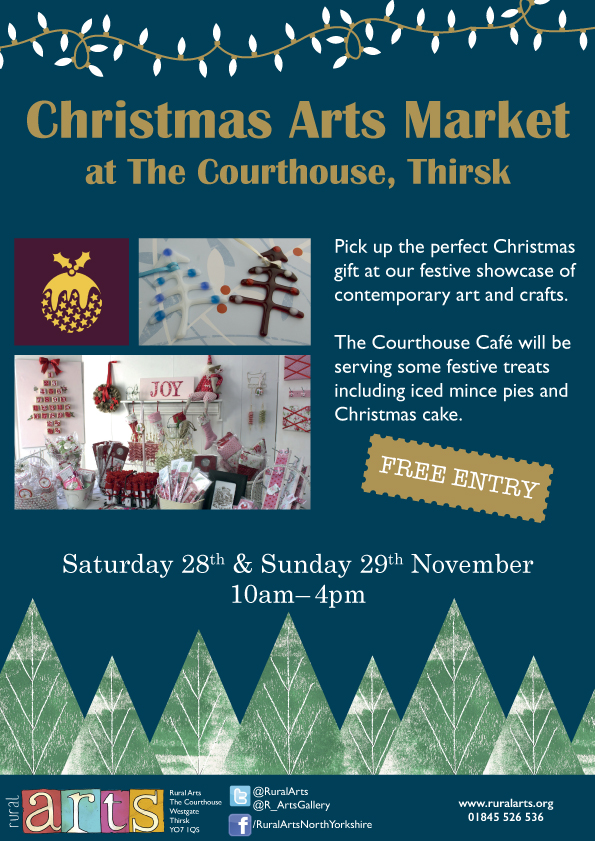 Christmas Arts Market 2015